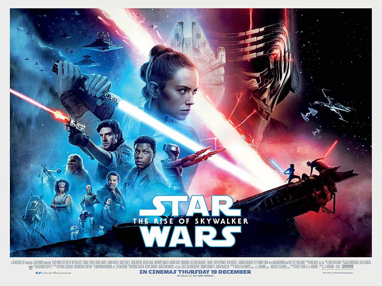 Star Wars Episode IX – The Rise of Skywalker